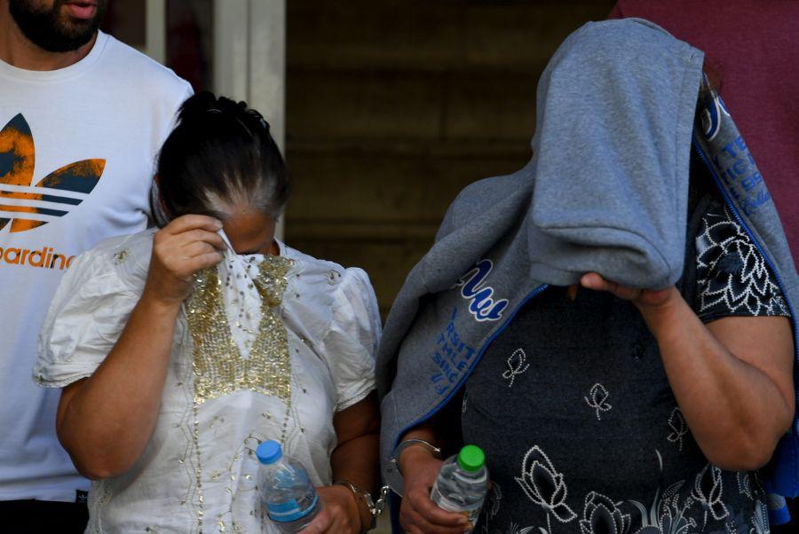Φυλάκιση 4 ετών στις γυναίκες που έριχναν λάδι σε εκθέματα μουσείων