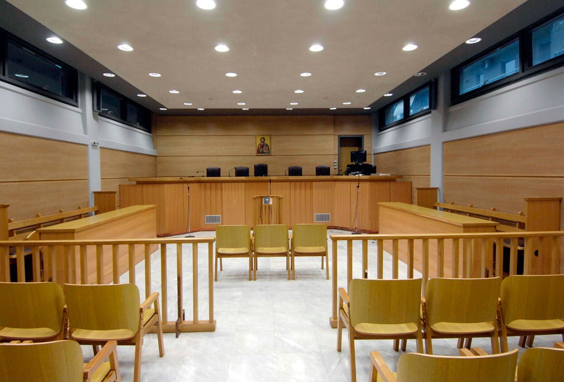 """Δικαστήρια: Ανοιχτά από 16 Σεπτεμβρίου-""""Ναι"""" επιτροπής λοιμωξιολόγων"""