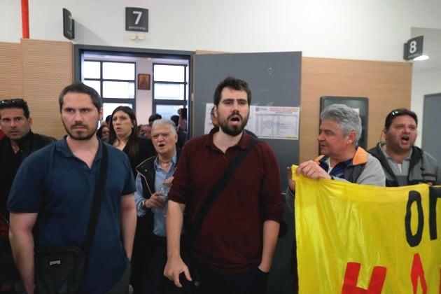 """""""Βόλτα"""" πάνε σήμερα στην Κρατική Ασφάλεια τα ιδρυτικά μέλη του «Δεν Πληρώνω»"""