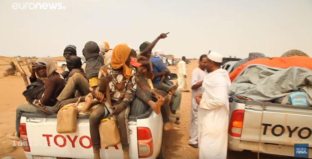Αποθήκη προσφύγων και «άντρο» δουλεμπόρων ο Νίγηρας! (video)