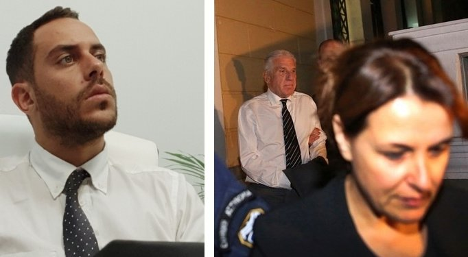 """Γιώργος Νικολόπουλος: Η προφυλάκιση του ζεύγους Παπαντωνίου και οι """"συμπληγάδες"""""""