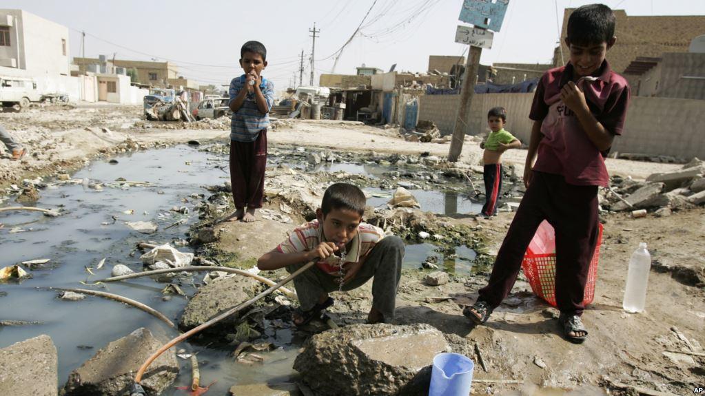 111.000 άνθρωποι δηλητηριάστηκαν από μολυσμένο νερό!