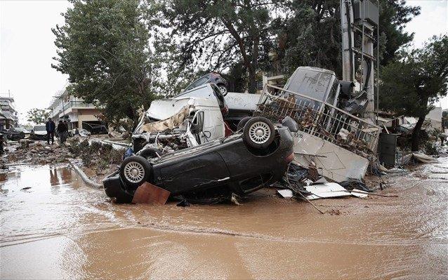 Ξεκινούν την ερχόμενη εβδομάδα οι κατεδαφίσεις των αυθαιρέτων στη Μάνδρα