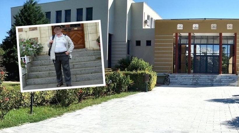 Προφυλακίστηκε ο καθηγητής του ΤΕΙ Σερρών
