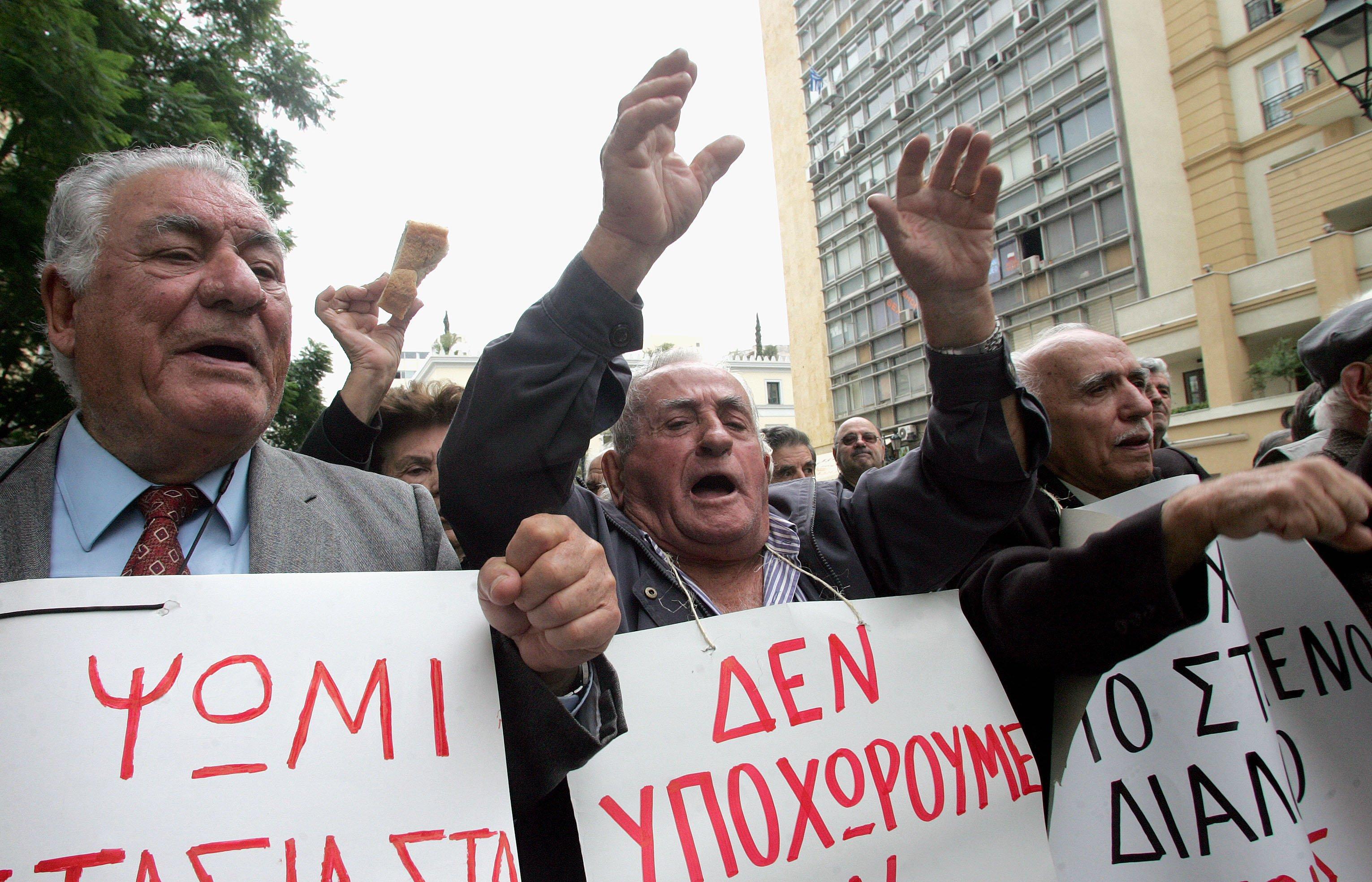 «Κλειδώνουν» τα αναδρομικά για 600.000 συνταξιούχους του Δημοσίου