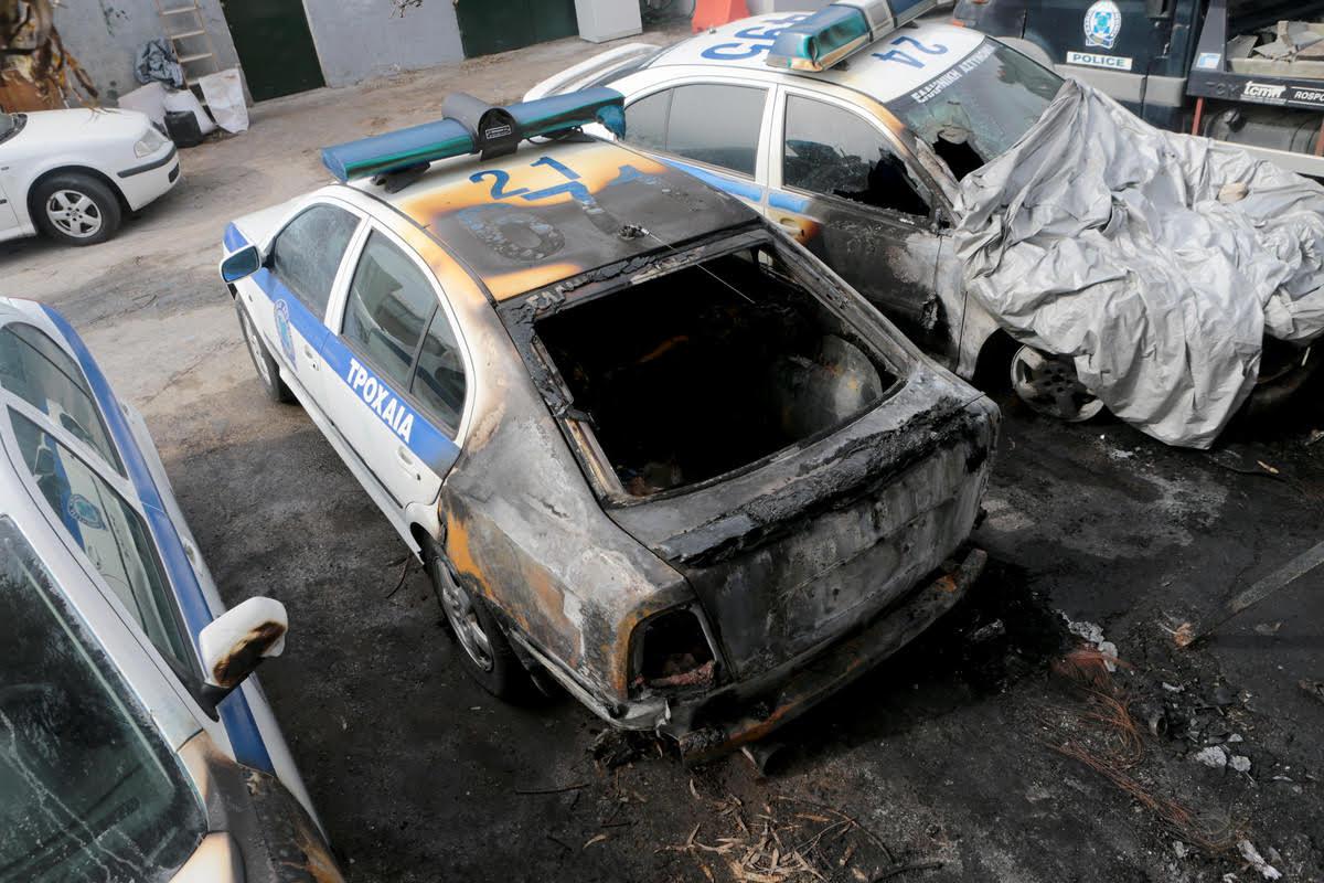«Εν δυνάμει φέρετρα» τα περισσότερα Αστυνομικά τμήματα (φωτογραφίες)