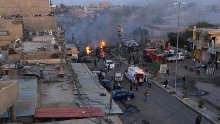 Ιράκ: Πέντε νεκροί από έκρηξη παγιδευμένου αυτοκινήτου
