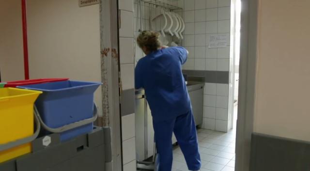 Με διαδικασίες εξπρές η συζήτηση της αίτησης αναστολής εκτέλεσης της ποινής της καθαρίστριας