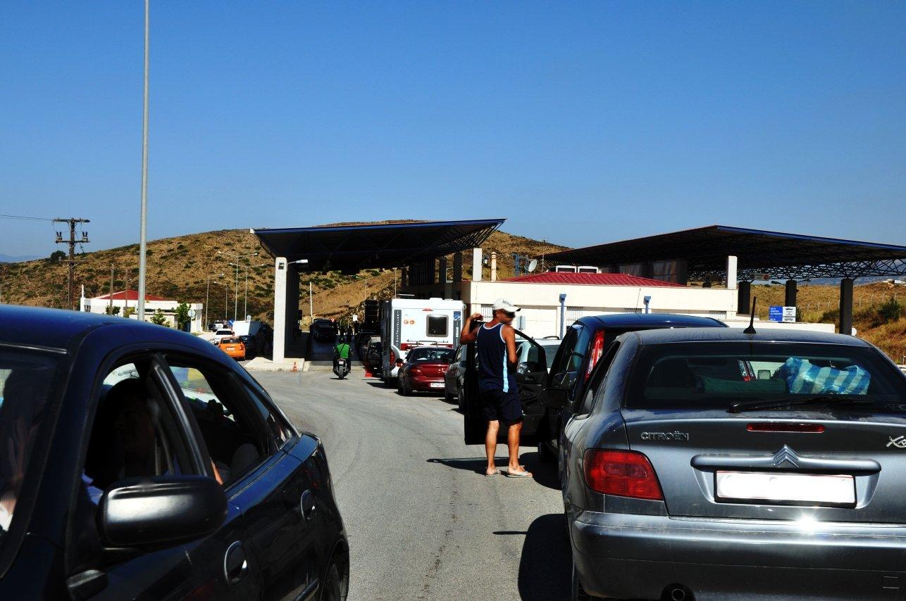 Με 21.000 στην τσέπη Αλβανός υπήκοος επιχείρησε να περάσει τα σύνορα