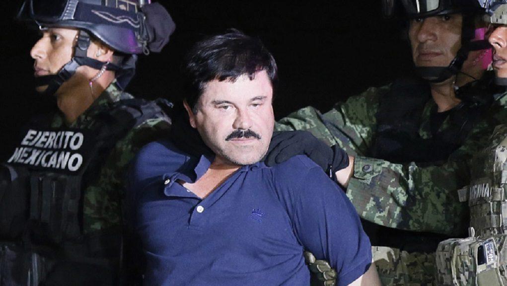 Ένορκος ζήτησε αυτόγραφο από τον «Ελ Τσάπο» στο δικαστήριο και (φυσικά) αποκλείστηκε!
