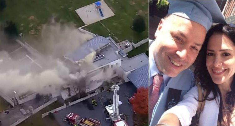 ΗΠΑ: Δολοφόνησε ολόκληρη την οικογένεια ομογενούς μετά έβαλε φωτιά και τους έκαψε !