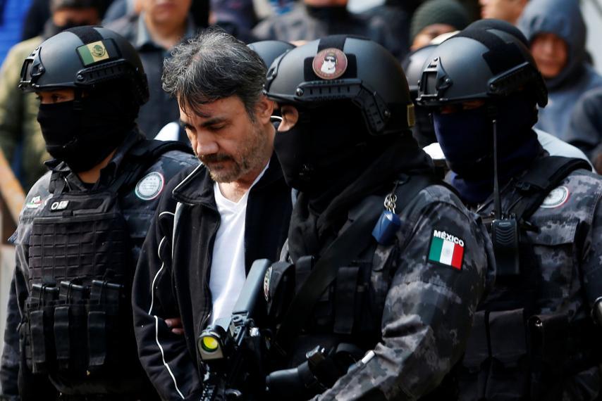 Δίκη «Ελ Τσάπο»: Μοίραζε μίζες ακόμη και στην Ιντερπόλ