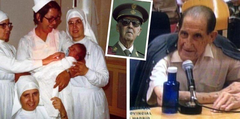 Ινές Μαντριγκάλ: Ένα από τα 300.000 «κλεμμένα μωρά» του Φράνκο μιλά και σοκάρει!