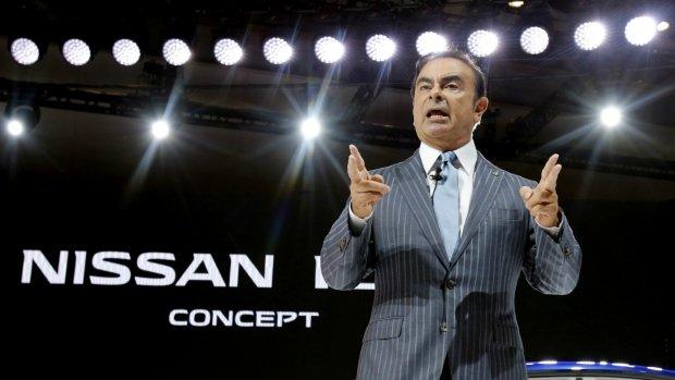 Συνελήφθη ο πρόεδρος της Nissan Motor Κάρλος Γκοσν