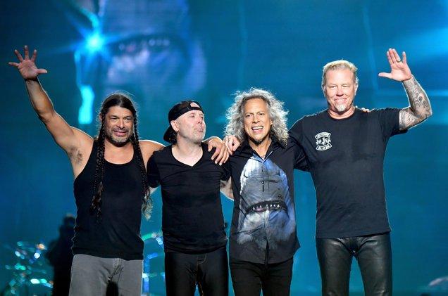 Καλιφόρνια: 100.000 δολάρια από τους Metallica για τους πληγέντες από τις πυρκαγιές