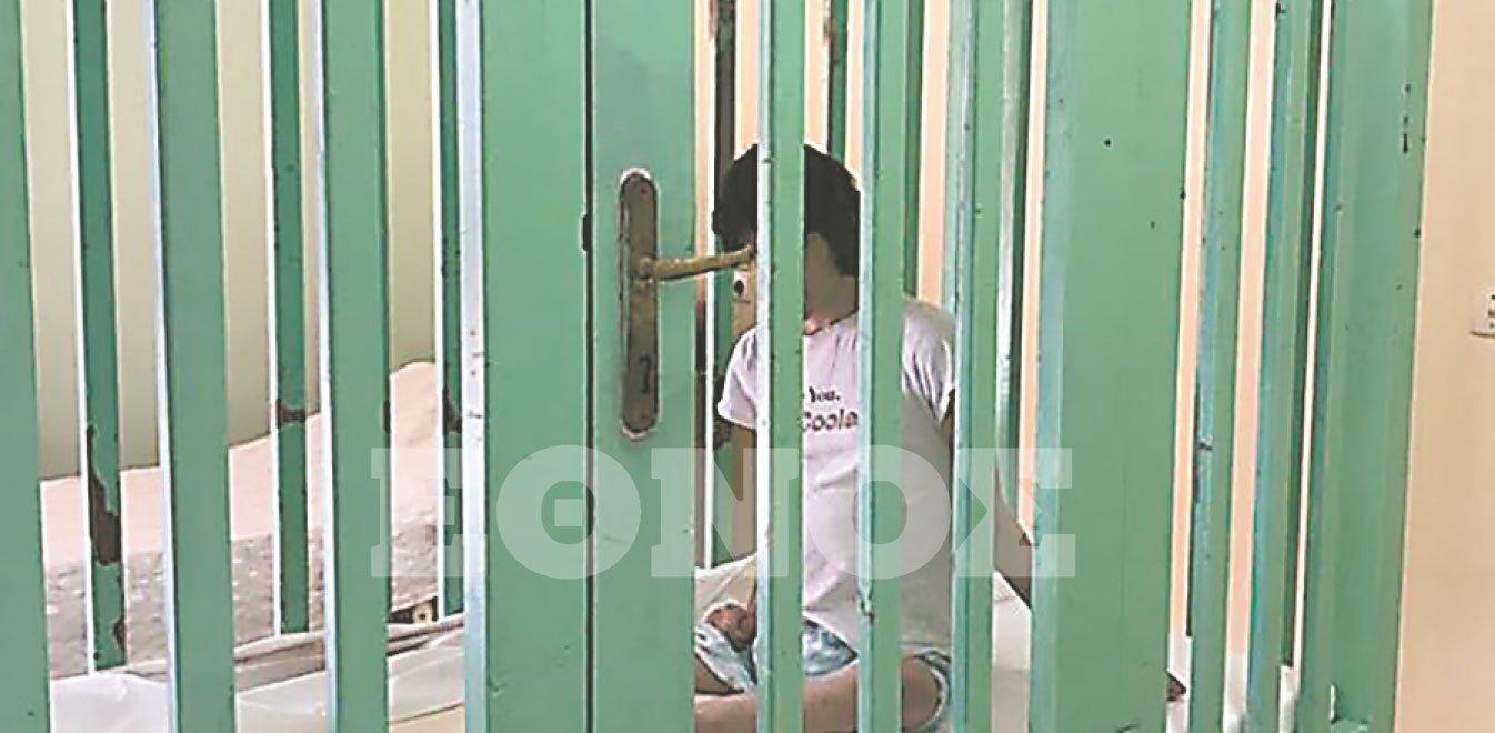 Τα κλουβιά της ντροπής: Τυφλό κορίτσι 10 χρόνια σε κλουβί