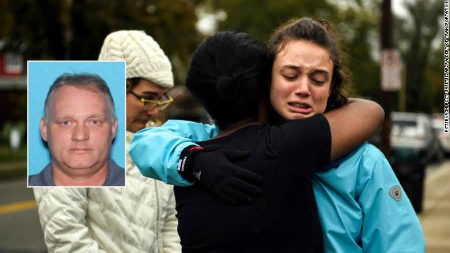 """""""Αθώος"""" δήλωσε για τους 11 νεκρούς ο μακελάρης του Πίτσμπουργκ"""