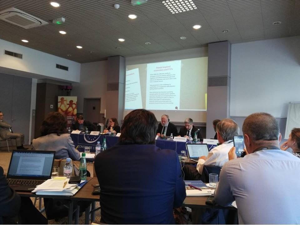 Συμμετοχή του Διευθυντή της Φυλακής Πάτρας σε Διάσκεψη του Συμβουλίου της Ευρώπης στη Γαλλία