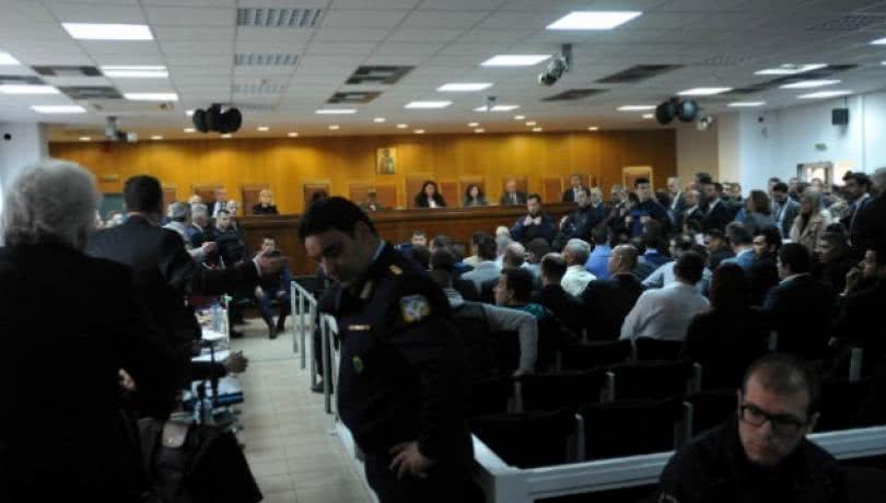 Την επιτάχυνση της δίκης της Χρυσής Αυγής ζητούν και πάλι οι συνήγοροι πολιτικής αγωγής