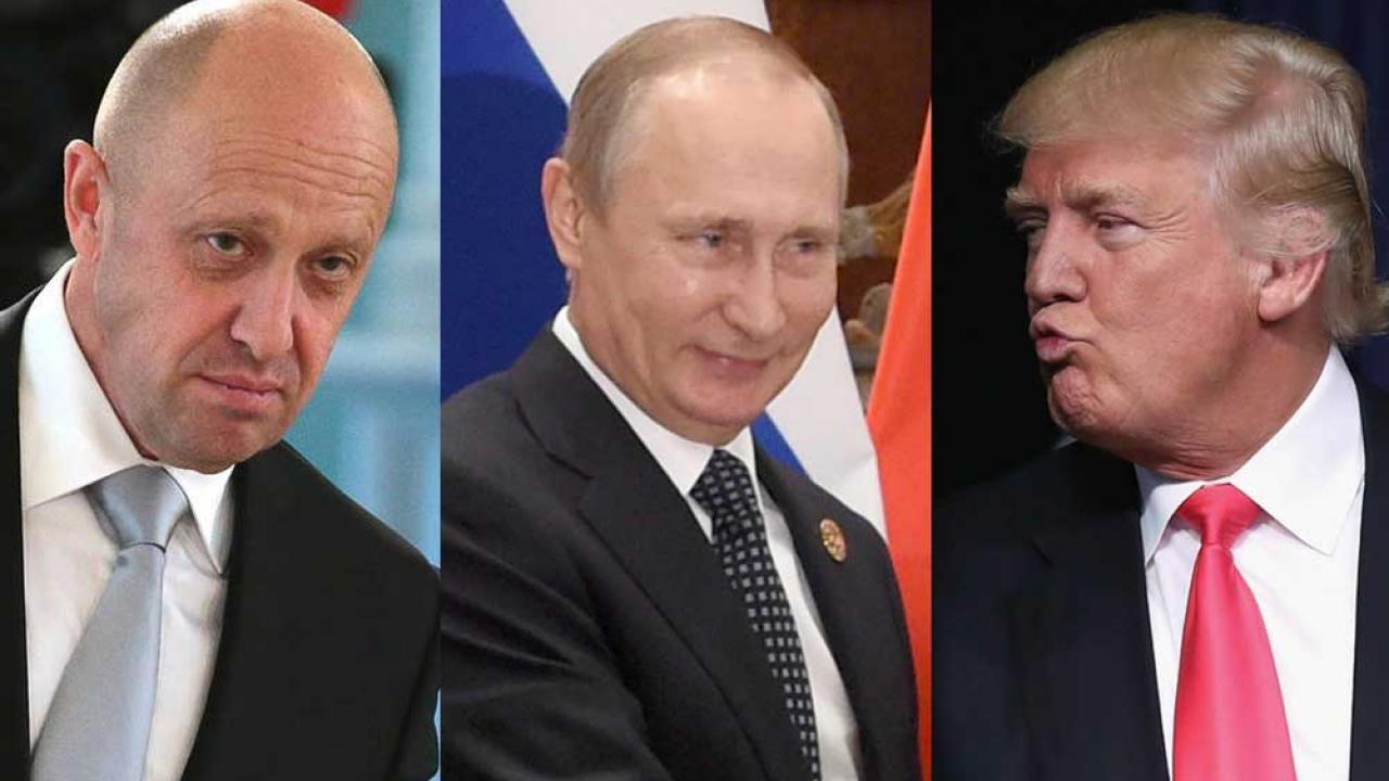 ΗΠΑ: Η Γερουσία… βλέπει ρωσική «διαδικτυακή στήριξη» στον Τραμπ