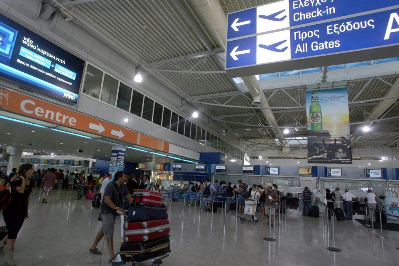 Covid 19: Τα μεσάνυχτα σταματούν οι πτήσεις από Βρετανία και Τουρκία