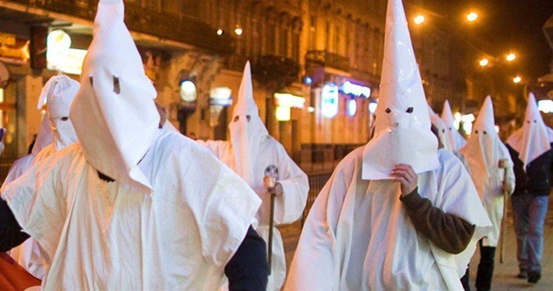 Ρατσιστικό έγκλημα στην Κύπρο με πρακτικές Κου Κλουξ Κλαν