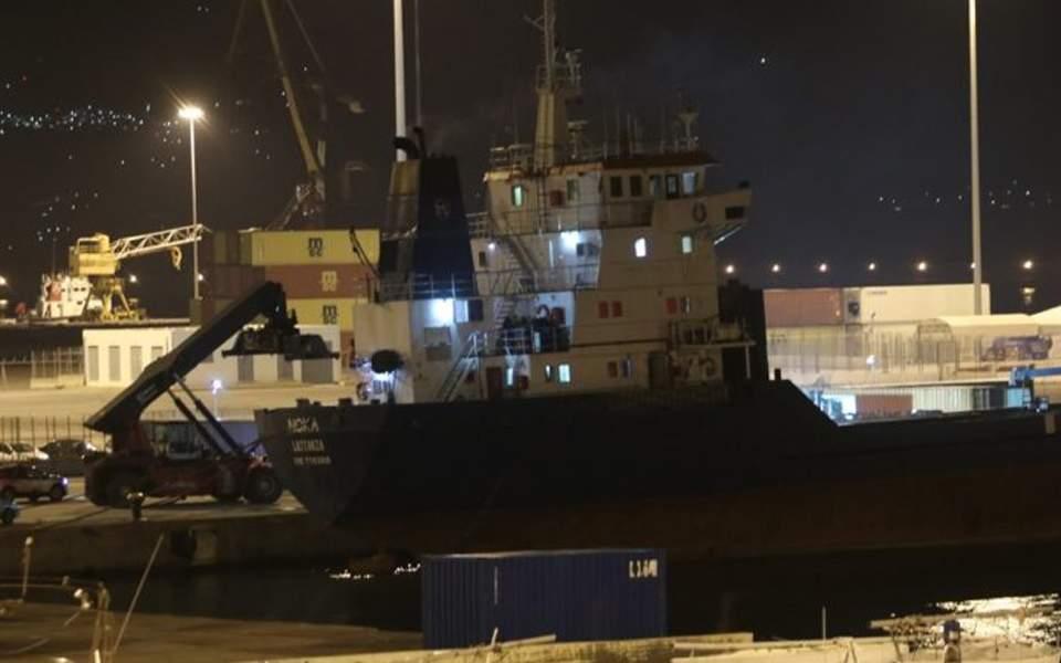 Θρίλερ στο Ηράκλειο! Πλοίο με 6 τόνους χασίς και 3.000.000 χάπια  γνωστά ως «ναρκωτικά των τζιχαντιστών»