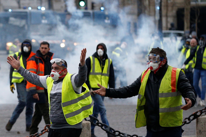 Εισαγγελία Παρισιού: 139 άνθρωποι έχουν οδηγηθεί στη δικαιοσύνη ενώ έχει παραταθεί η κράτηση 111