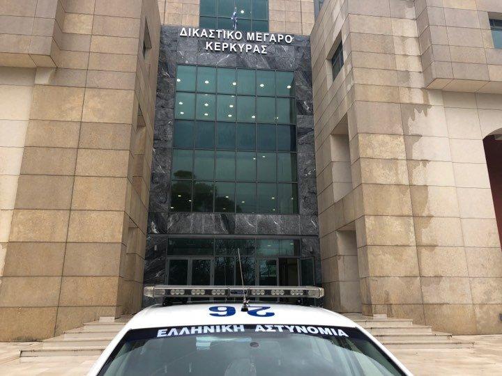 Κέρκυρα: Σήμερα η απολογία του 44χρονου κατηγορούμενου για ανθρωποκτονία στον ανακριτή