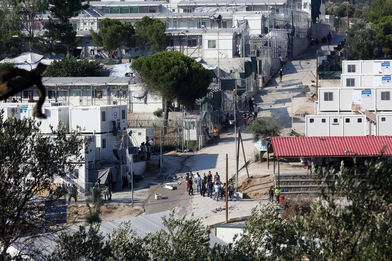 Μυτιλήνη: Σε 22χρονο Αφγανό ανήκει η σορός του δολοφονημένου με μαχαίρι άνδρα