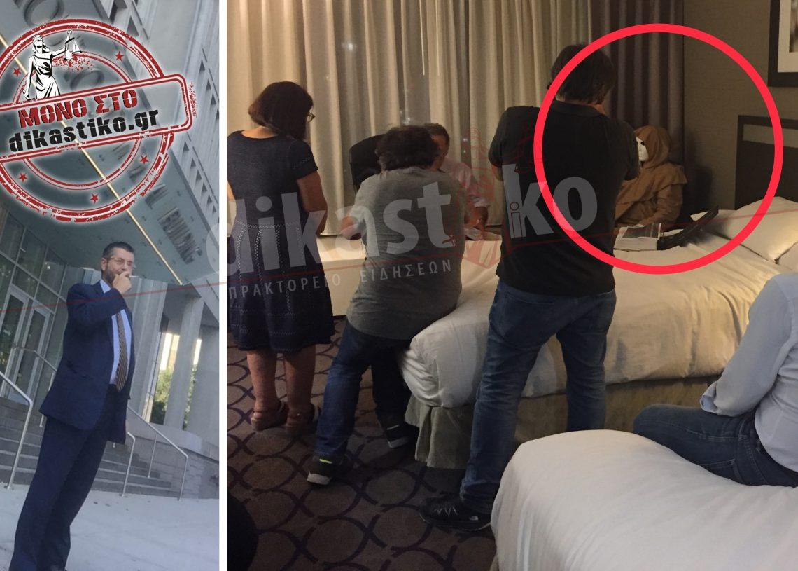 Π. Σαράκης: «Κάποιοι βολεύτηκαν πίσω από αυτή την ασυλία του προστατευόμενου μάρτυρα» (video)