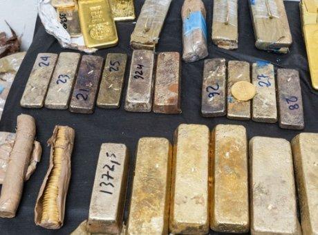 """""""Κύκλωμα χρυσού"""" : Ελεύθεροι και οι 23 που απολογήθηκαν σήμερα"""