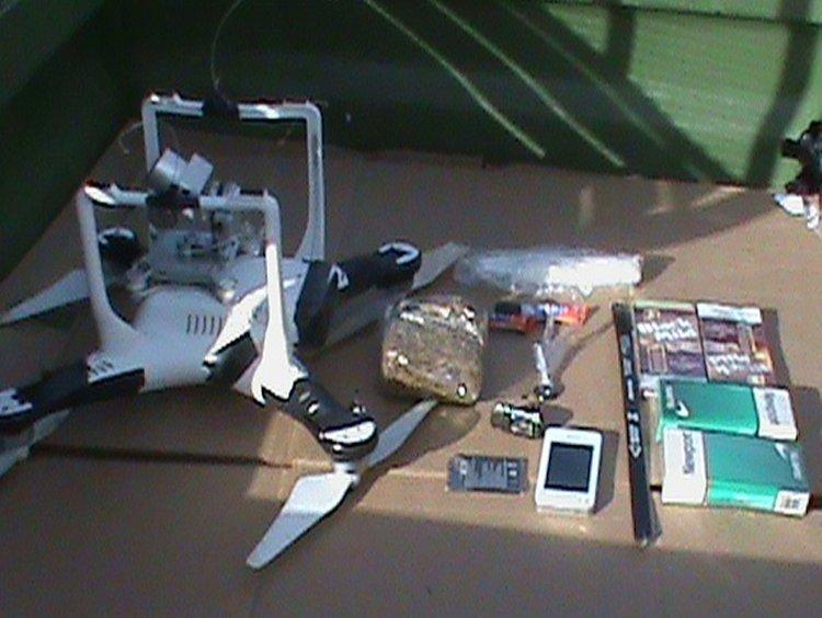 Διακίνηση 6 τόνων (!) ναρκωτικών με drones