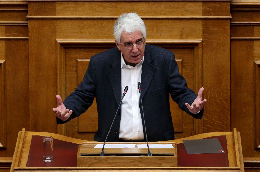 Νίκος Παρασκευόπουλος: Η επιλογή της ηγεσίας στη Δικαιοσύνη και το Σύνταγμα