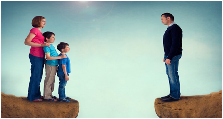 Φρένο στις εντάσεις στην ανατροφή παιδιών φέρνει η συνεπιμέλεια μετά από διαζύγιο