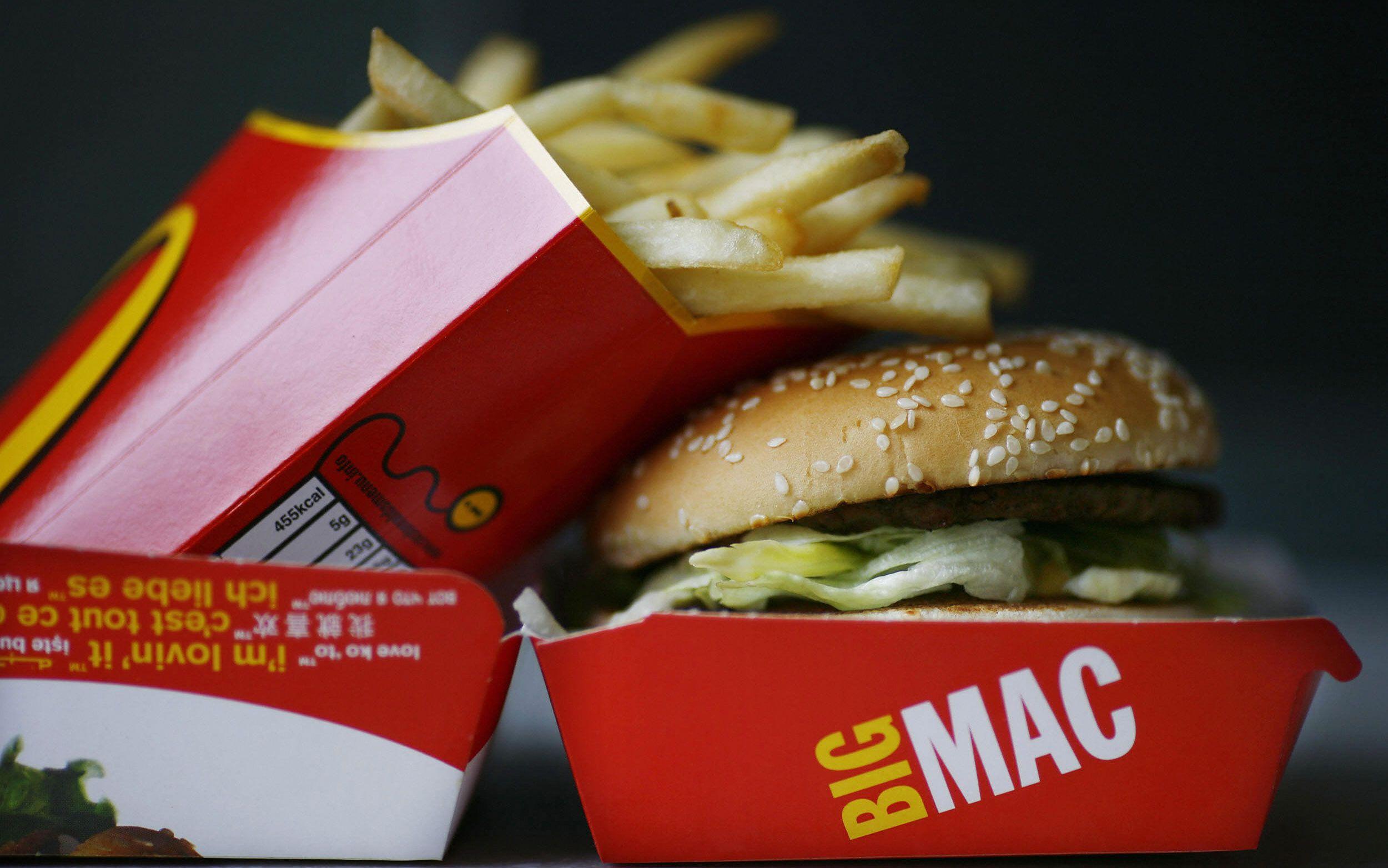 Η πανίσχυρη McDonald's έχασε το εμπορικό σήμα του Big Mac