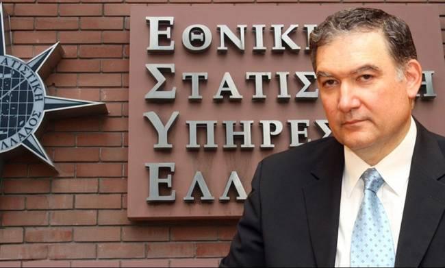 Ανησυχητική η διαιώνιση των δικαστικών διαδικασιών κατά του πρ. επικεφαλής της ΕΛΣΤΑΤ, Ανδ. Γεωργίου