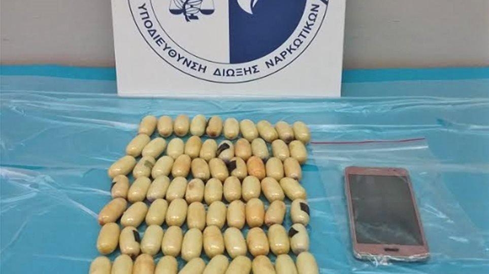 Συνελήφθη νεαρός τρανσέξουαλ με 95 (!) «αυγά» κοκαΐνης στο στομάχι του!