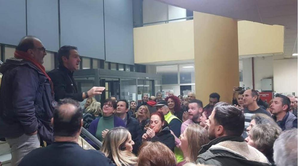 Αιγάλεω: Μεγάλη νίκη των εργαζόμενων! Η δημοτική Αρχή ανακάλεσε έφεση κατά των κερδισμένων περικοπών