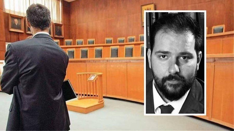 Κωνσταντίνος Γώγος: Η δικηγορία του αύριο… σήμερα!