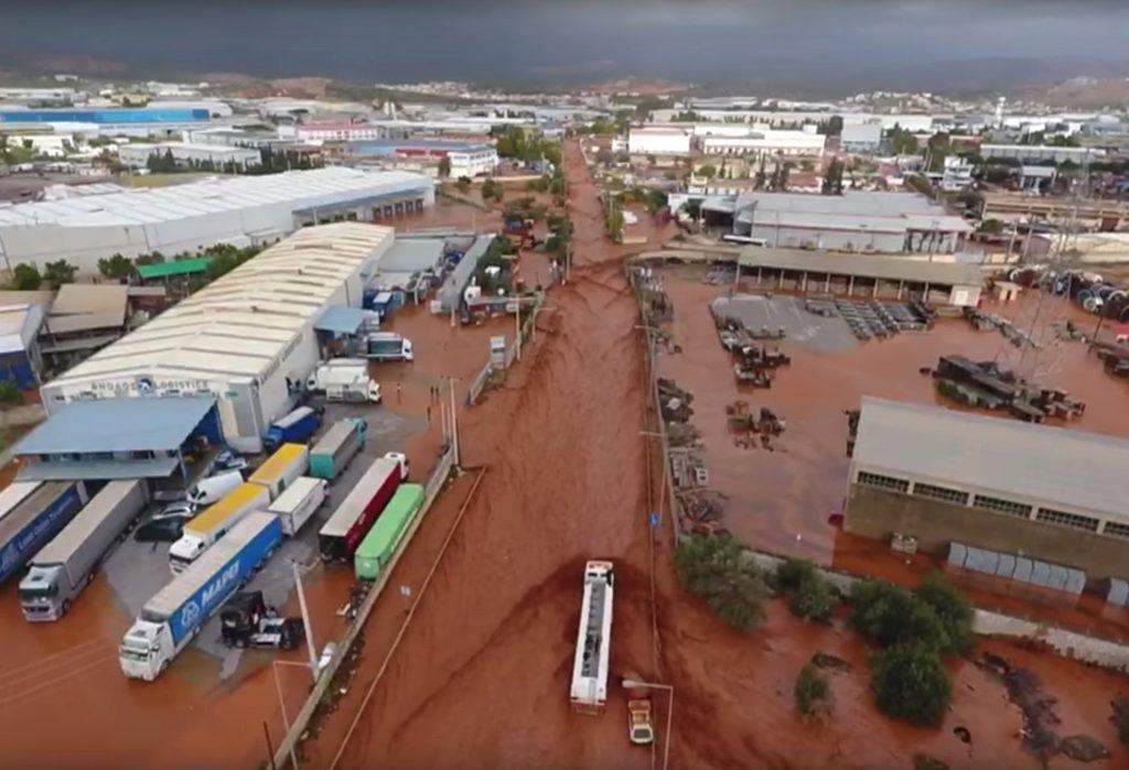 Απίστευτο: Αναβλήθηκε η δίκη για τις πλημμύρες στη Μάνδρα γιατί δεν είχαν προβλέψει αναπληρωματικό δικαστή!
