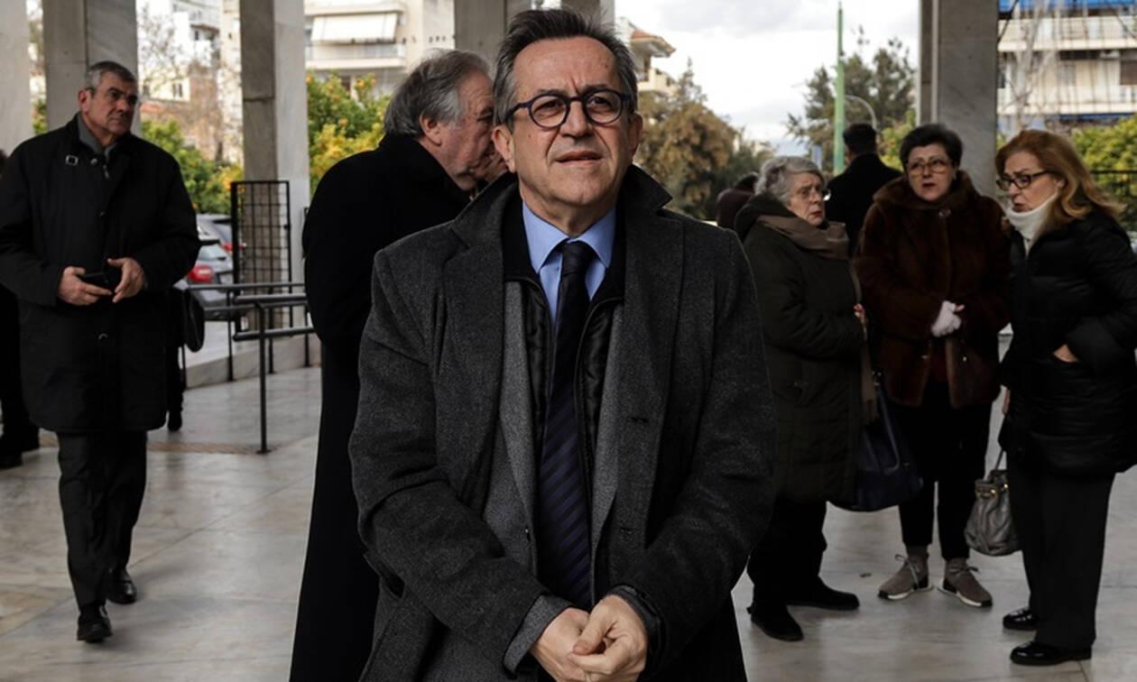 O Νίκος Νικολόπουλος μήνυσε(;) τον Πάνο Καμμένο
