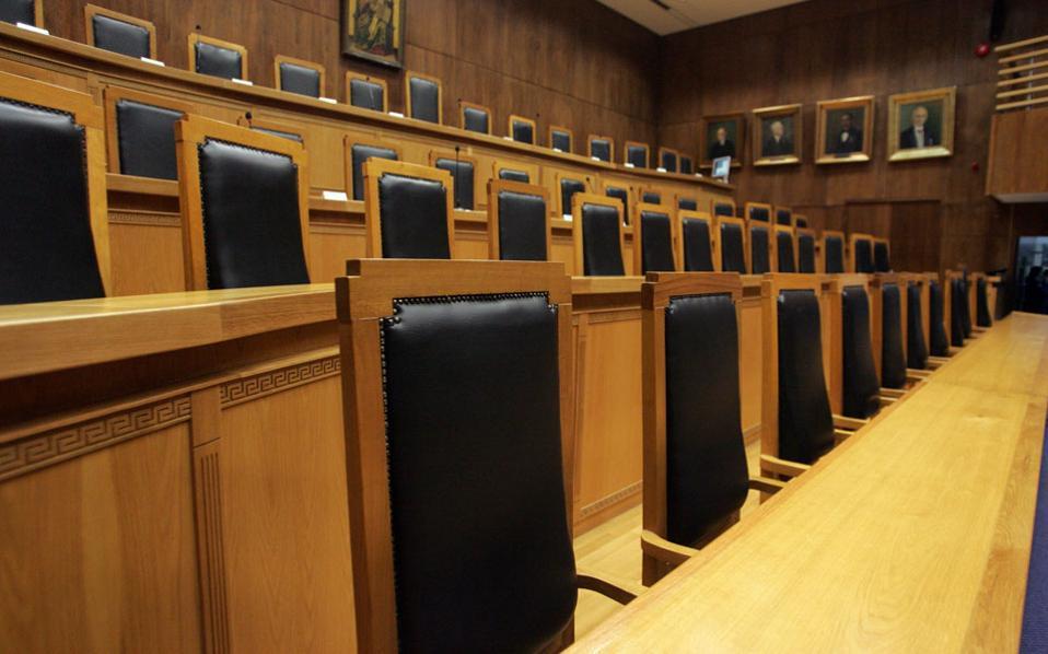 «Κλειδώνουν» σήμερα οι προϊστάμενοι στα μεγάλα δικαστήριατηςχώρας- Ποιοι είναι οι υποψήφιοι και τι δηλώνουν