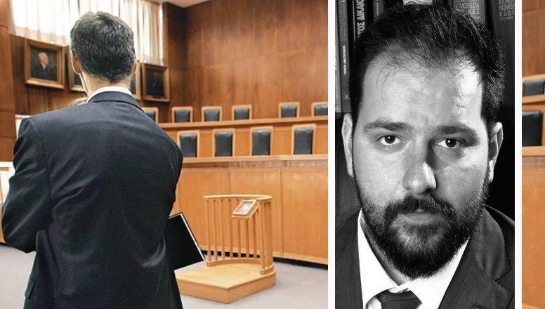 Κωνσταντίνος Γώγος: Το δικαίωμα παράστασης του Ασκούμενου Δικηγόρου