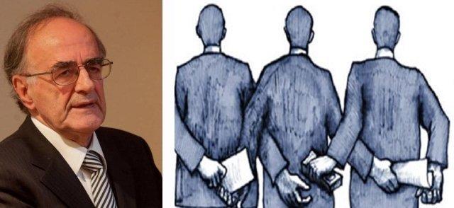 Γιώργος Σούρλας: Η διαφθορά καλπάζει