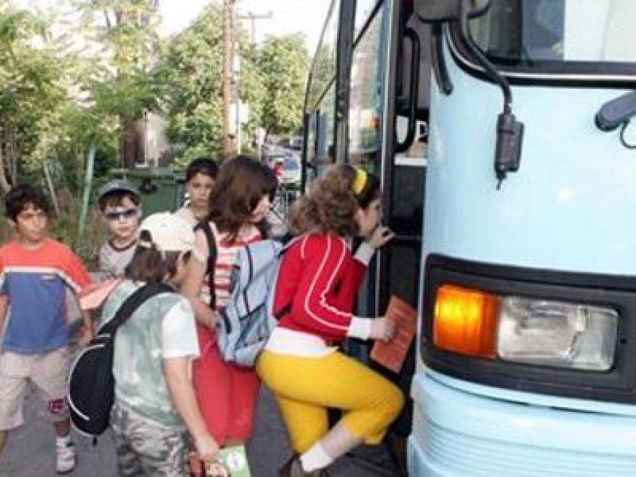 Μήνυση για τη μη μεταφορά με λεωφορείο παιδιών που πηγαίνουνστο σχολείο με τα πόδια!