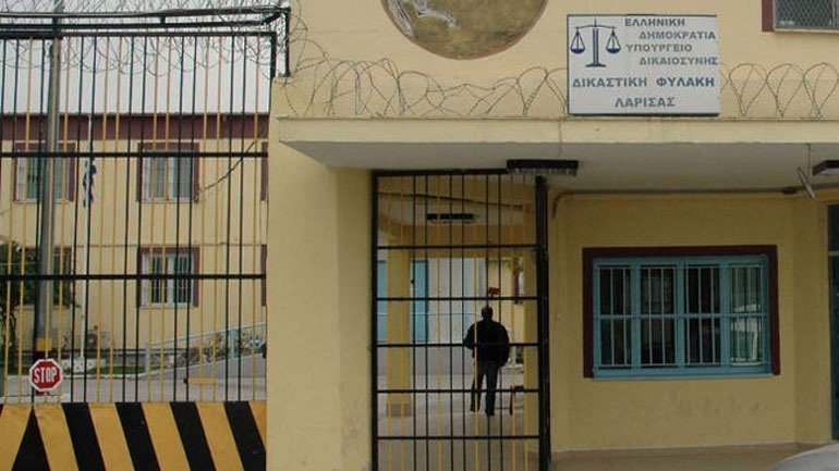 Σε κρίσιμη κατάσταση λόγω σοβαρών εγκαυμάτων κρατούμενος των φυλακών Λάρισας