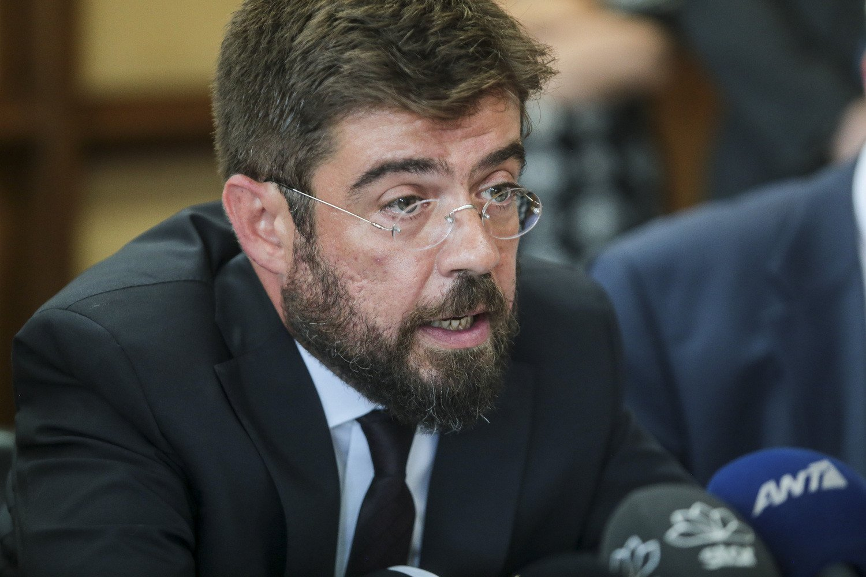 Ο Μιχ. Καλογήρου στο Άτυπο Συμβούλιο των Υπουργών Δικαιοσύνης στο Βουκουρέστι