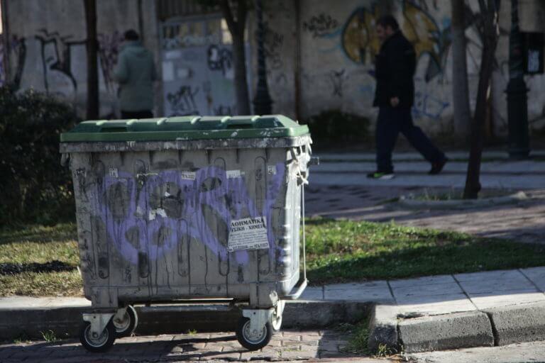Μήνυση για την κλοπή μεταλλικών κάδων στο Κιλκίς