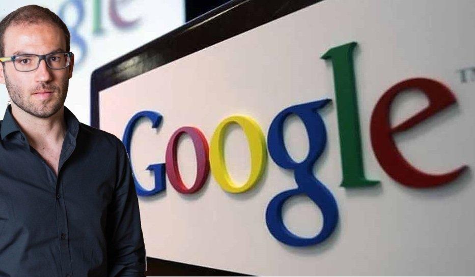 Κωνσταντίνος Ρώσσογλου: Το παράνομο μονοπώλιο της Google